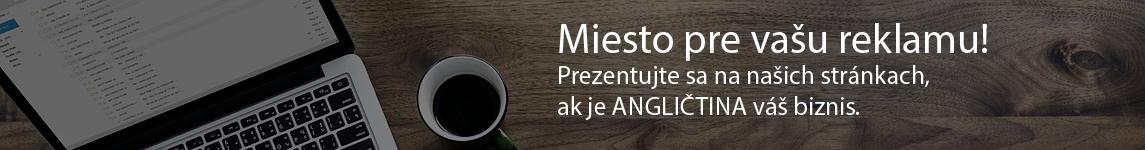 Reklama KurzAngličtiny